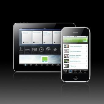 Die mobilen Apps von DATEV