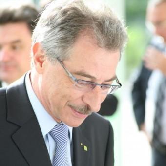 Der DATEV-Vorstandsvorsitzende Prof. Kempf