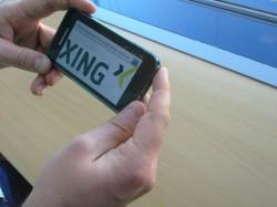 XING Schwerpunkt: Mobiles Arbeiten
