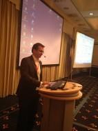 Stefan Pohl nach seinem Vortrag bei der Social Media Konferenz in Hamburg