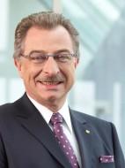 Der DATEV Vorstandsvorsitzende Prof. Dieter Kempf