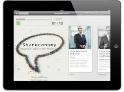 DATEV magazin in der iPad App