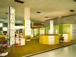 Datev-Stand 1975: Einführung der Datenfernübertragung