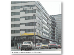 DATEV-Informationszentrum 1977
