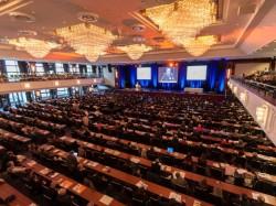 Das Auditorium auf dem Steuerberatertag (Foto: Claas Beckmann)