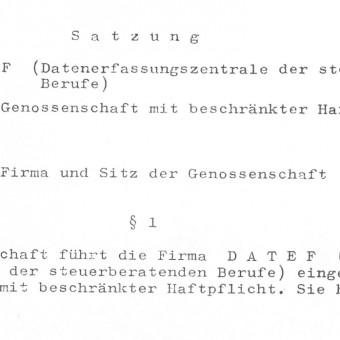 satzungsentwurf1966_DATEF